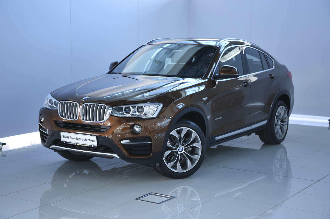 Bmw X4 Xdrive 28i Ali Alghanim And Sons Showroom